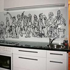 kaljeno staklo-kuhinja-dekorativna obloga-stampa-po meri